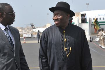 Jonathan Heads To Equatorial Guinea For Economic Diplomacy