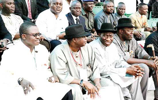 Tompolo Links Alam's Pardon To Jonathan's 2015 Ambition