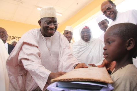 Security In Top Gear Ahead Of Jonathan's Visit To Yobe