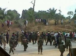 NANS Protest Killing Of Nasarawa Students