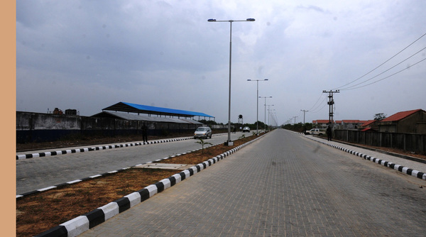 Orji Commissions Road To Fast Track Power Project