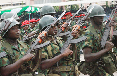Nigerian Army Commences Annual Shooting Exercise