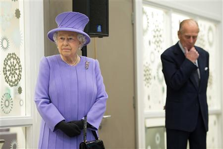 I Can't Stand Up Much, Says Retiring Prince Philip
