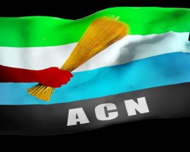 ACN Saddened By Vice Chairman's Death