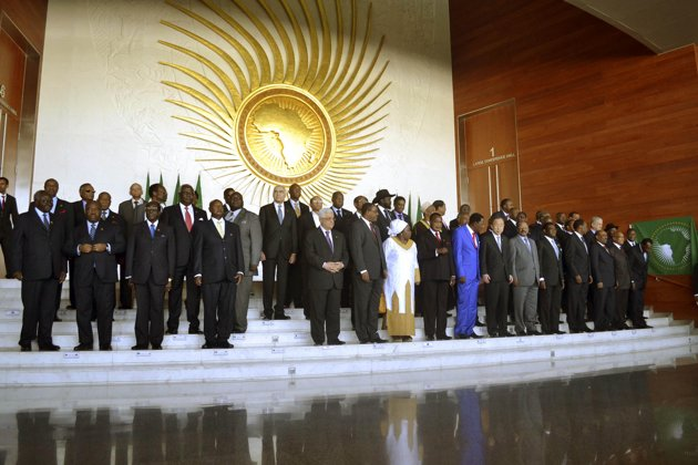 African Leaders Call For U.N. Mandate For Mali Mission