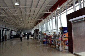 Oshiomhole Commissions Remodelled Benin Airport
