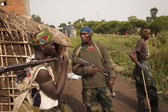 Rebels Attack Congo Mining Hub, 15 Killed