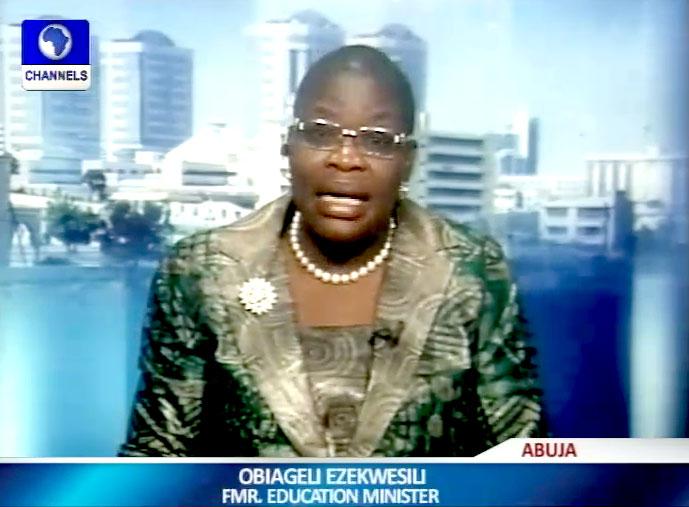 We Have Serious Leadership Crisis In Nigeria — Ezekwesili