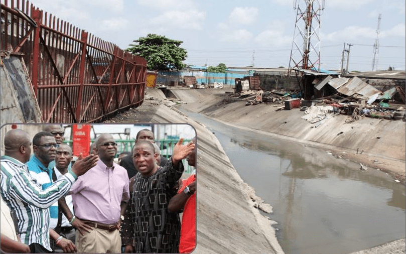 I'll Open Ladipo Market After You Clean It Up, Fashola Tells Traders
