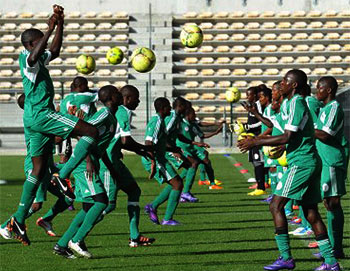 AYC Prep: Flying Eagles Play Draw In Final Warm-Up