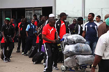 Harambee Stars Were Economical With Their Itinerary – NFF
