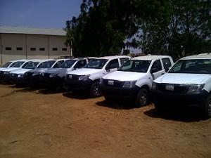 Kaduna Govt Donates Patrol Vans To Police, Others