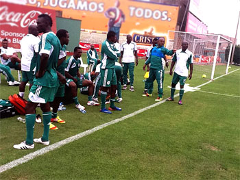 Keshi Invites 24 NPL Players Ahead World Cup Qualifiers