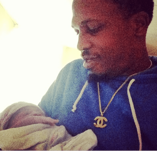 Naeto C Shows off New Baby On Instagram