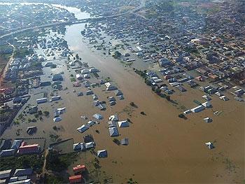 NEMA Issues Fresh Nationwide Flood Alert