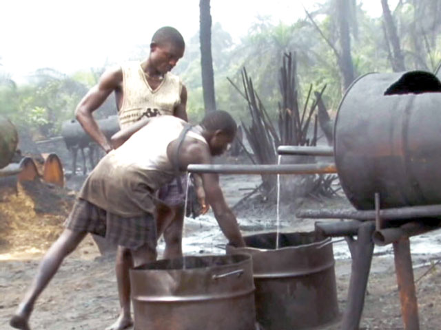 Army Arrests16 Suspected Oil Vandals In Abuja