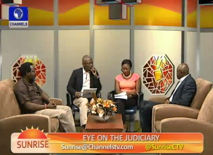 NJC, Executive And Justice Salami: The Impasse