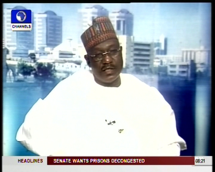 VIDEO: PDP Not Happy With Amaechi's Leadership Of Governors Forum – Ahmed Gulak