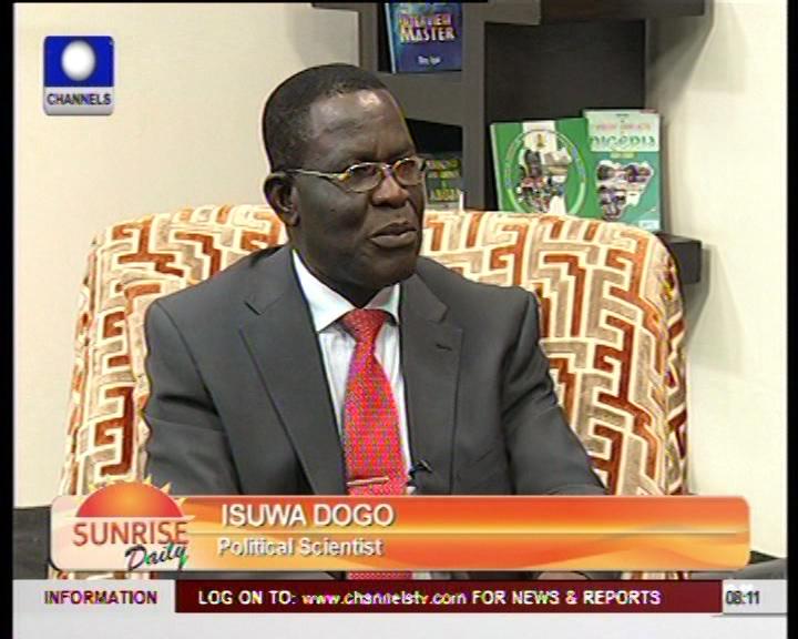 Single Term Agreement Not Binding On Jonathan – Isuwa Dogo
