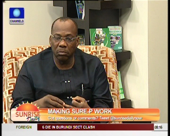 SURE-P Is not A Scam, Official Defends Programme