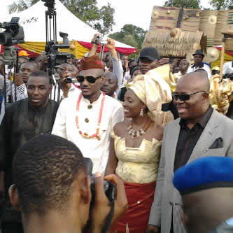 Akpabio Defends Controversial Wedding Gifts To Tuface