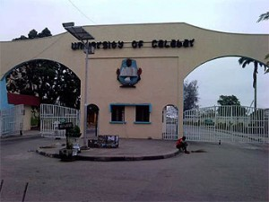 Unical Students Protest Decay In Infrastructure