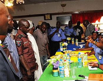 Plateau Police Command Inaugurates Vigilante Group