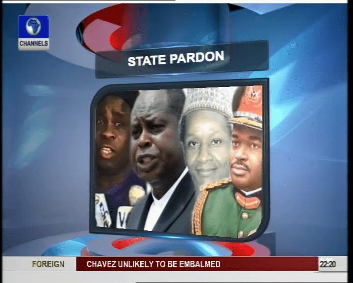 Yar'Adua, Diya And Adisa Were Previously Granted Clemency Not Pardon – Abati