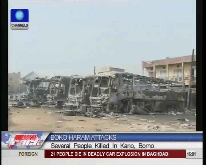 Kano Bombing: Senate Warns Of Military Takeover