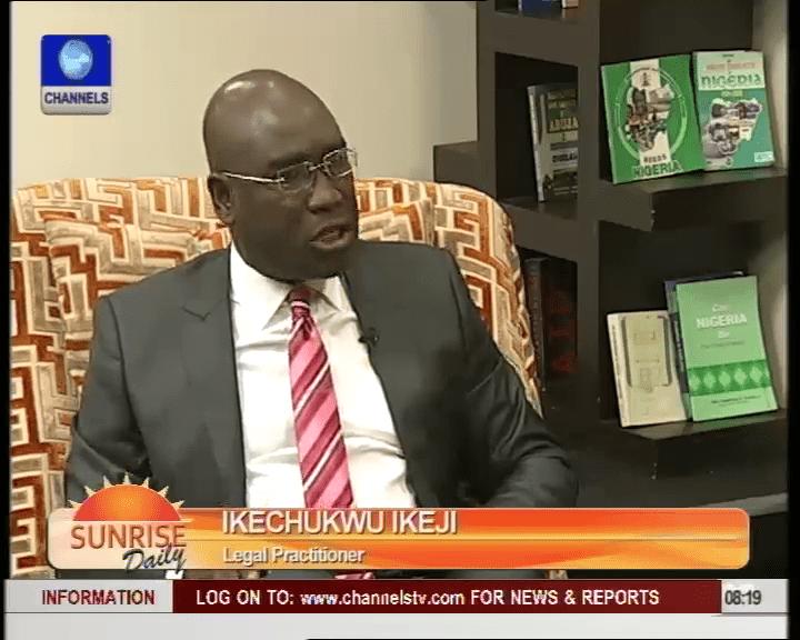 Demand For Oteh's Removal Is Unusual – Ikechukwu Ikeji