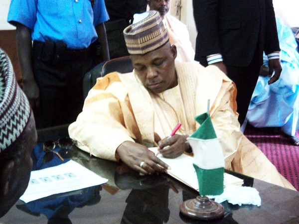 Shettima Replies Okupe, Says Comments Are'Unfair, Insensitive'