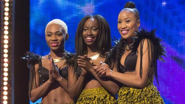 Nigerian Dancers Thrill Audience At Britain's Got Talent