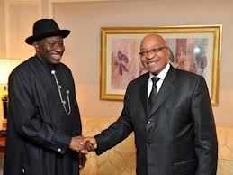 Nigeria's Relationship With South Africa Is Cordial- Jonathan