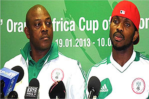Keshi Gets Support From NFF Over Players Call-up