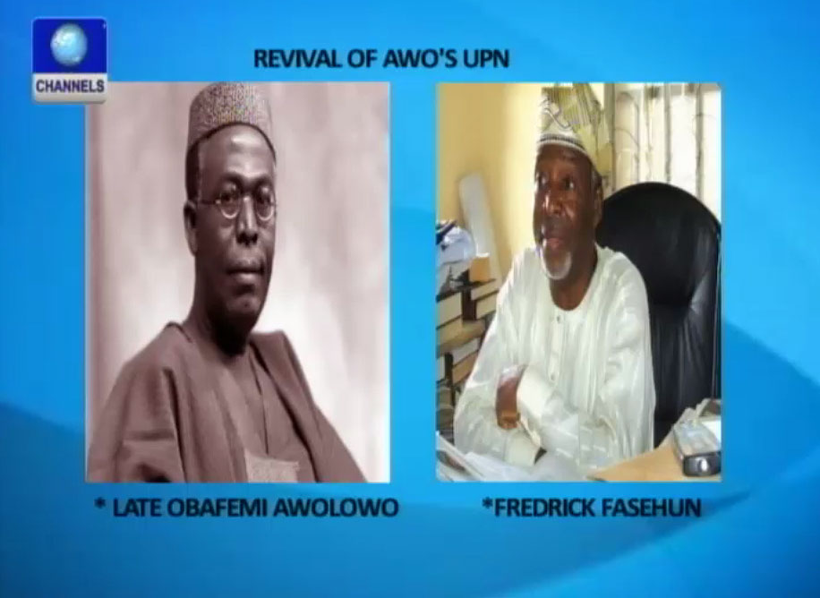 UPN Not Revived To Destabilise Yoruba Land – Fasehun