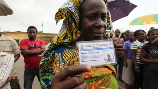 FEC Approves Printing Of Voters Cards At N2billion