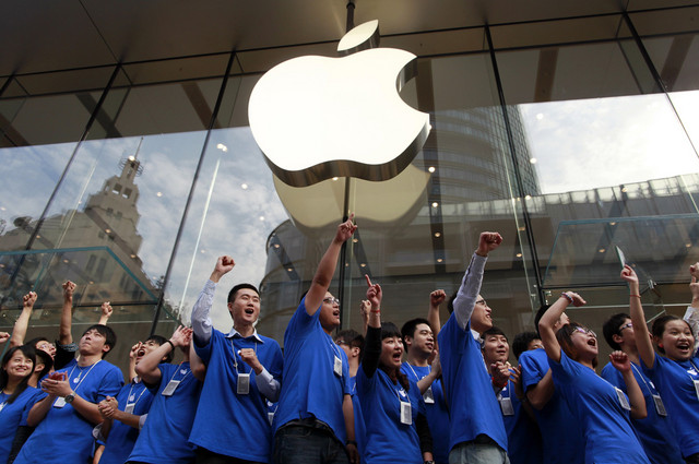 Apple Gets Respect In China After Tabloid Trial