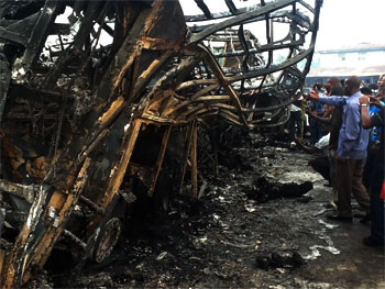 Multiple Accident Claims Over 50 Lives On Benin-Ore road