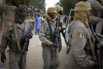 Chad Pulls Out Of Mali Peacekeeping