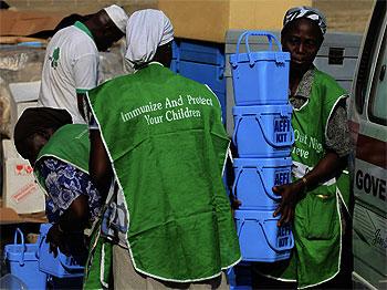 Senate Urges Action Against Measles
