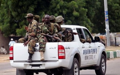 JTF Arrests Four, Recover Items In Fresh Yobe Raid