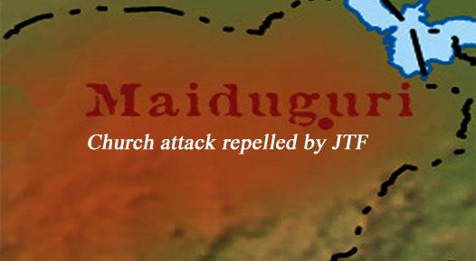 Gunmen Storm Church During Service in Maiduguri