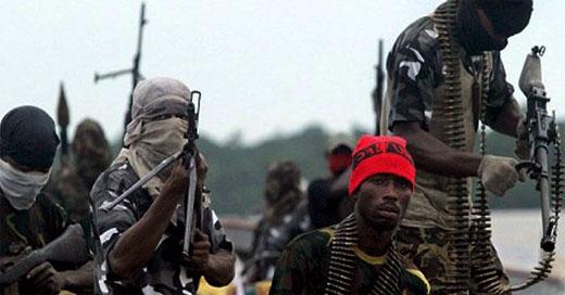 Gunmen Kill 13 Policemen In Bayelsa