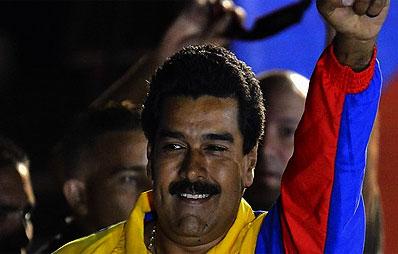Maduro Wins Venezuela Election With Narrow Win