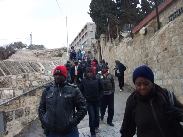 Thanks For Not Disappearing In Israel, Orji Tells Pilgrims