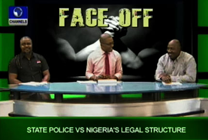 State Police & Nigeria's Legal Structure