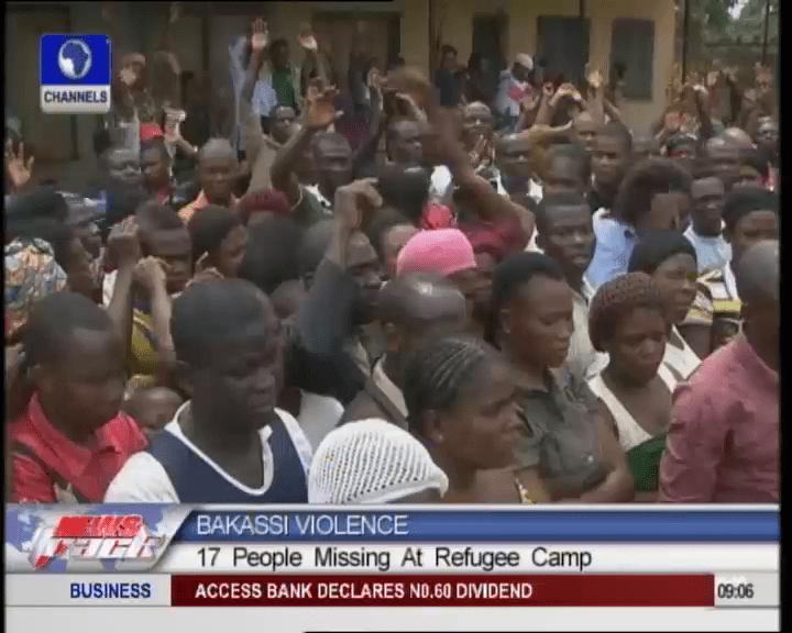 Attack By Cameroonian Gendarmes Displace 1000 Bakassi Indigenes