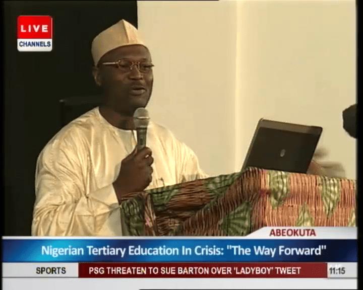 Nigerian Universities Are Inadequate, Dilapidated and Overcrowded – Mahmud Yakubu
