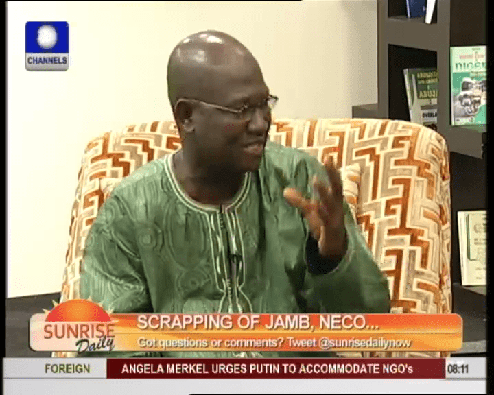 Leave JAMB And NECO Alone, Educationist Warns FG
