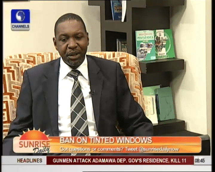 Ban Of Tinted Glass: There Should Be No Exemptions, Lawyer Insists